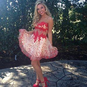 Alyce homecoming dress